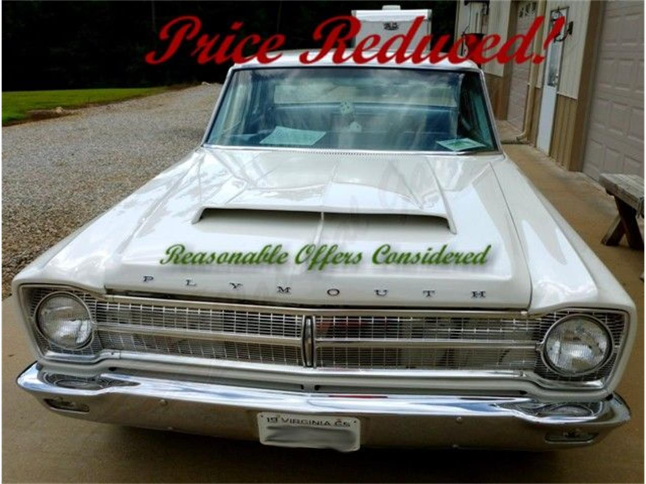 1965 Plymouth Belvedere (CC-447321) for sale in Arlington, Texas