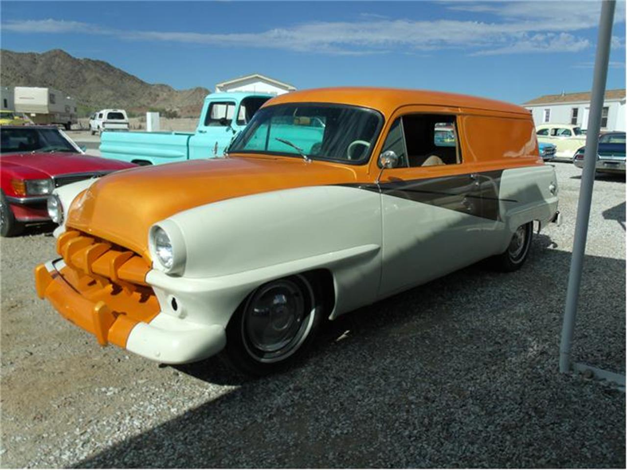 1954 Plymouth Belvedere (CC-452021) for sale in Quartzsite, Arizona