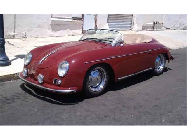1957 Porsche Speedster (CC-454968) for sale in San Diego, California