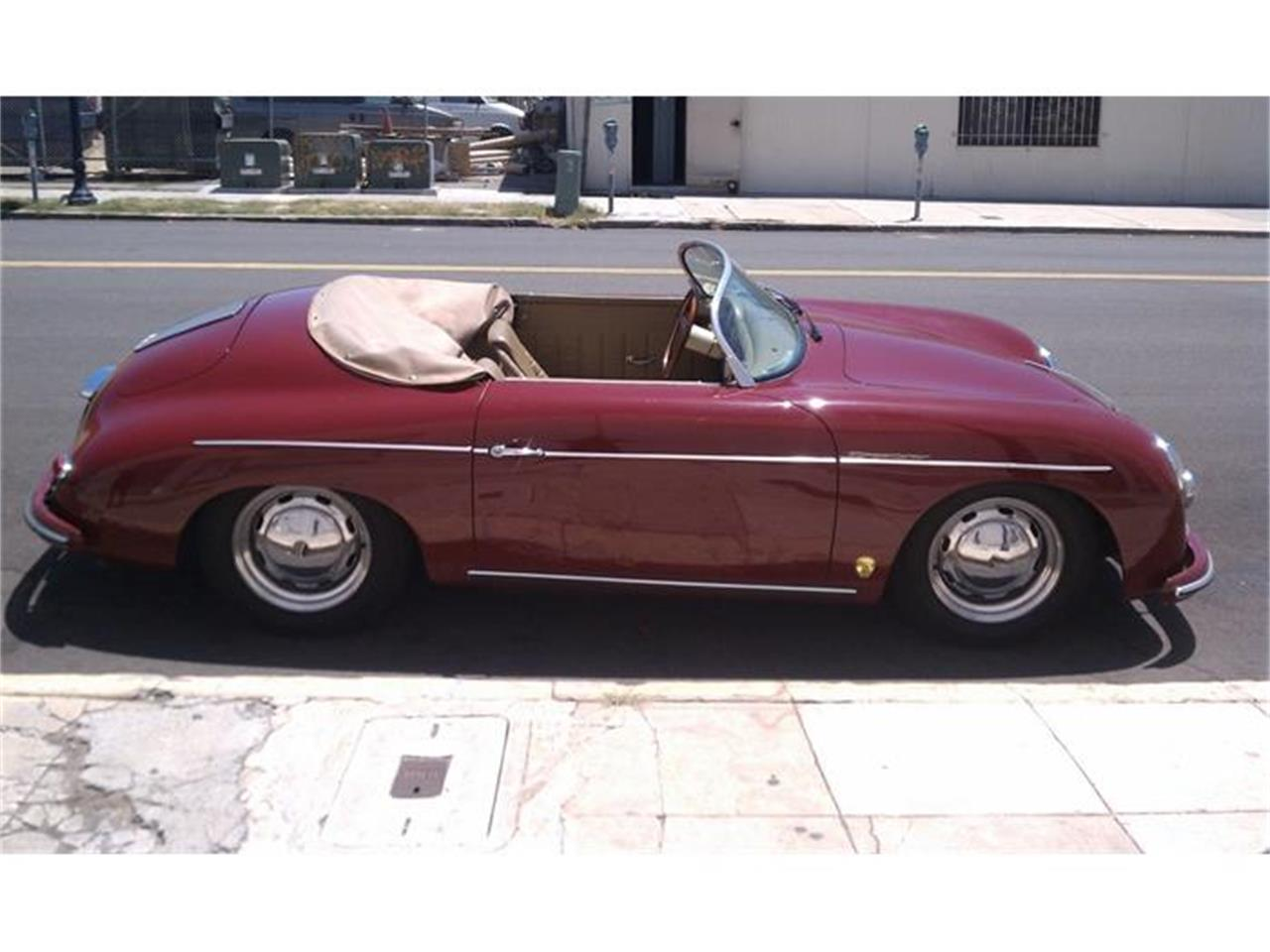 1957 Porsche Speedster (CC-454968) for sale in San Diego, California