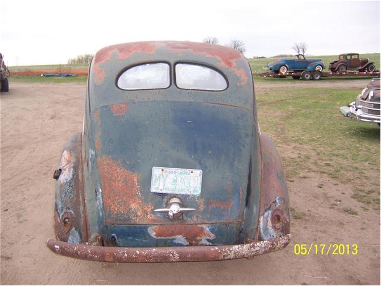 1938 Ford Deluxe (CC-454969) for sale in Parkers Prairie, Minnesota