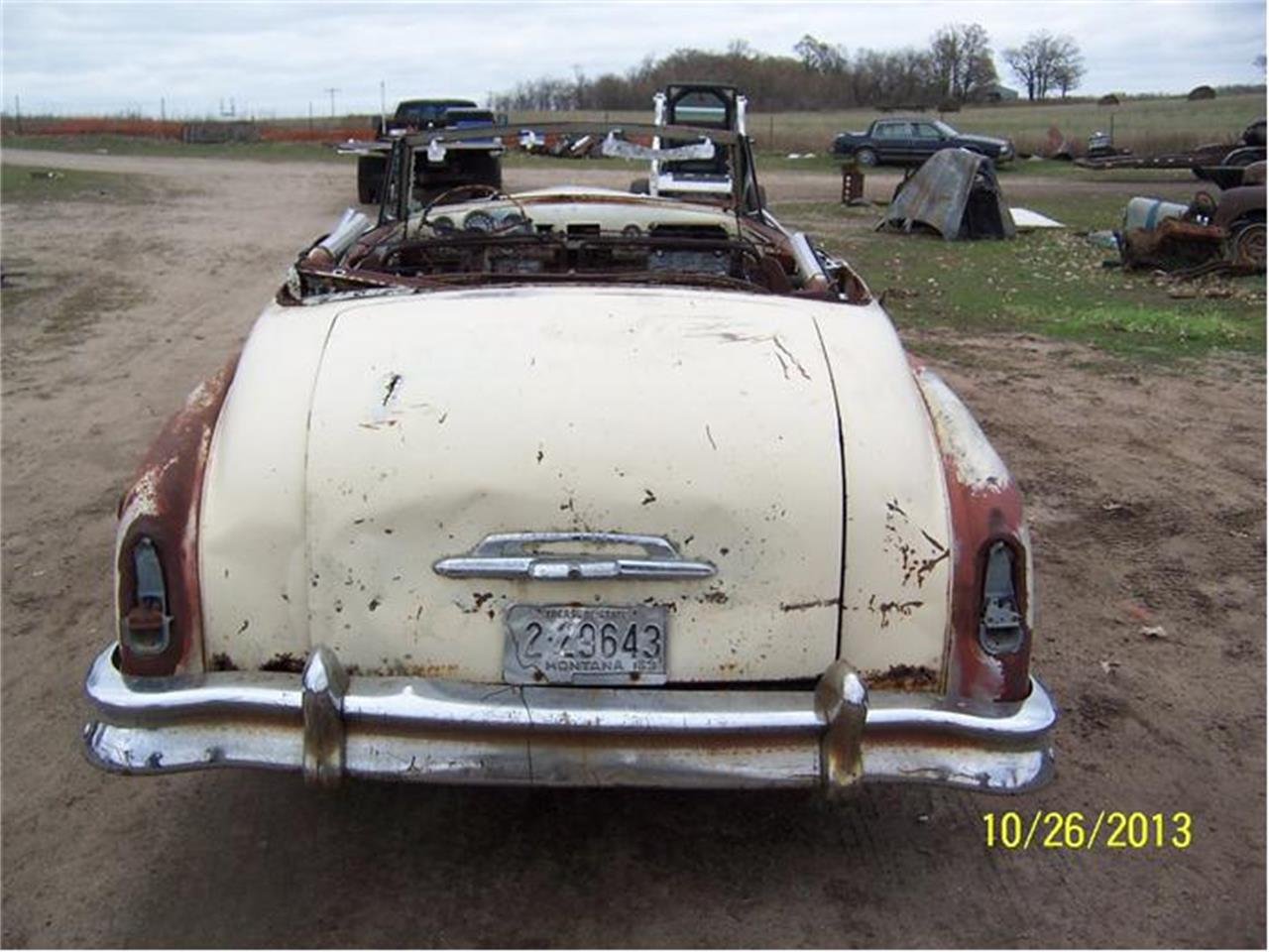 1952 DeSoto Convertible (CC-455387) for sale in Parkers Prairie, Minnesota
