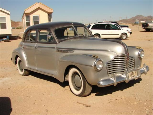 1941 Buick Coupe (CC-450659) for sale in Quartzsite, Arizona