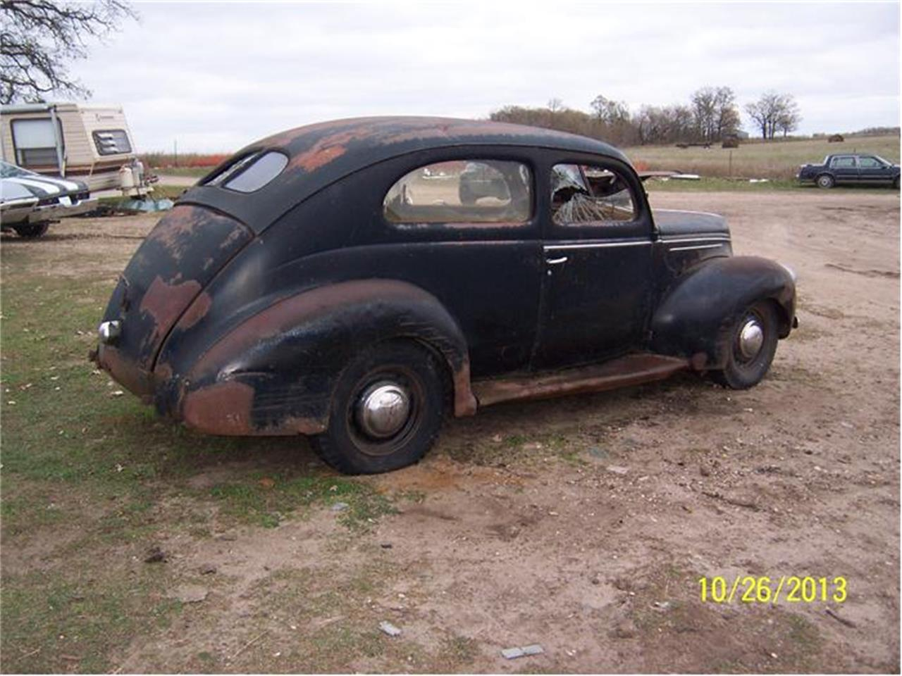 1939 Ford 2-Dr Sedan (CC-461848) for sale in Parkers Prairie, Minnesota