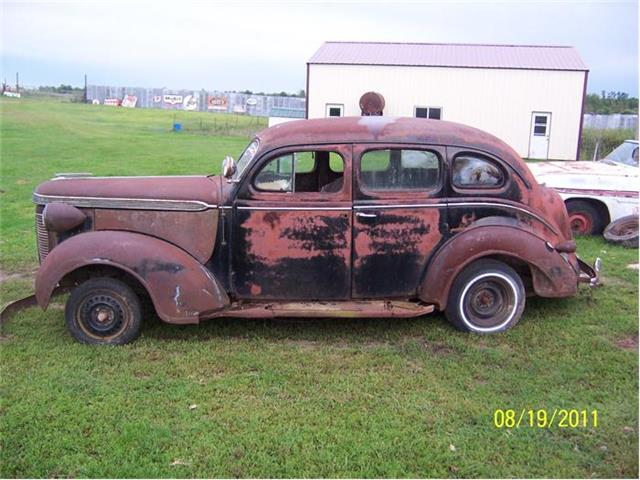 1937 Chrysler 4-Dr Sedan (CC-465890) for sale in Parkers Prairie, Minnesota