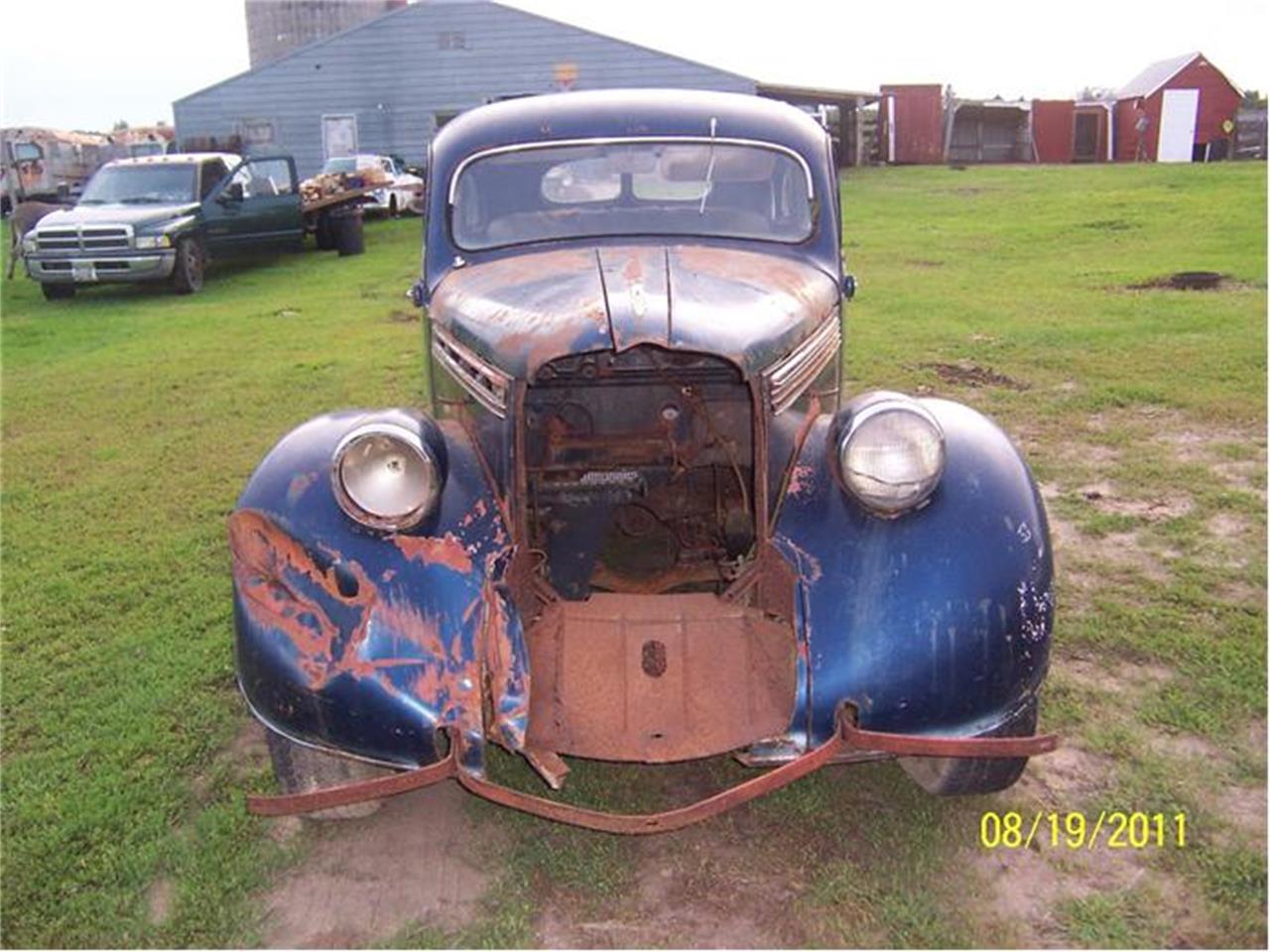 1938 Dodge 4-Dr Sedan (CC-465891) for sale in Parkers Prairie, Minnesota