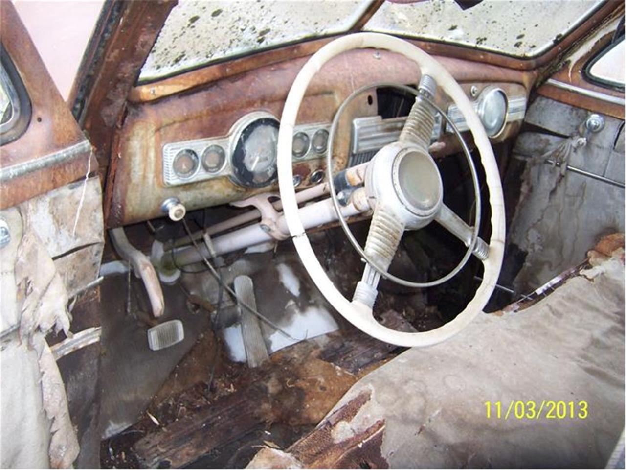 1946 Pontiac 4-Dr Sedan (CC-467043) for sale in Parkers Prairie, Minnesota