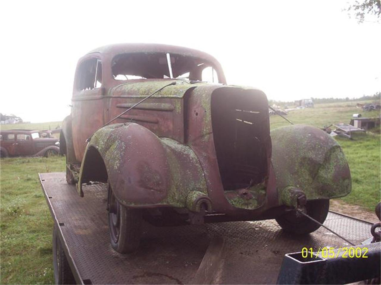 1936 Chevrolet 2-Dr Sedan (CC-467203) for sale in Parkers Prairie, Minnesota