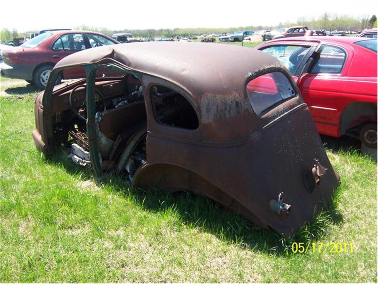 1937 Chevrolet Fastback (CC-467204) for sale in Parkers Prairie, Minnesota