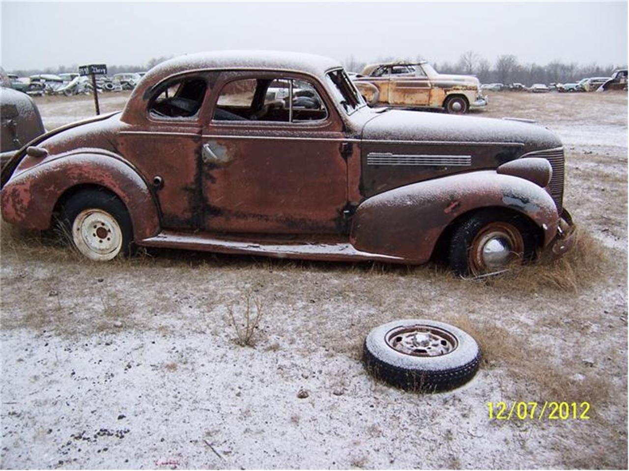 1939 Chevrolet Coupe (CC-467205) for sale in Parkers Prairie, Minnesota