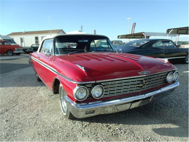 1962 Ford Galaxie Sunliner (CC-474655) for sale in Quartzsite, Arizona