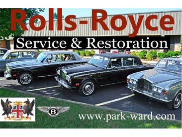 1973 Rolls-Royce Silver Shadow (CC-478377) for sale in Carey, Illinois
