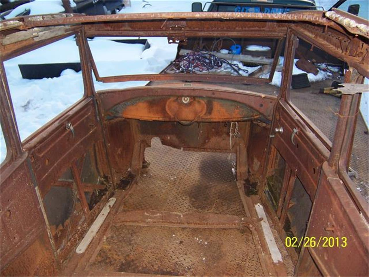 1929 Ford Tudor (CC-491071) for sale in Parkers Prairie, Minnesota