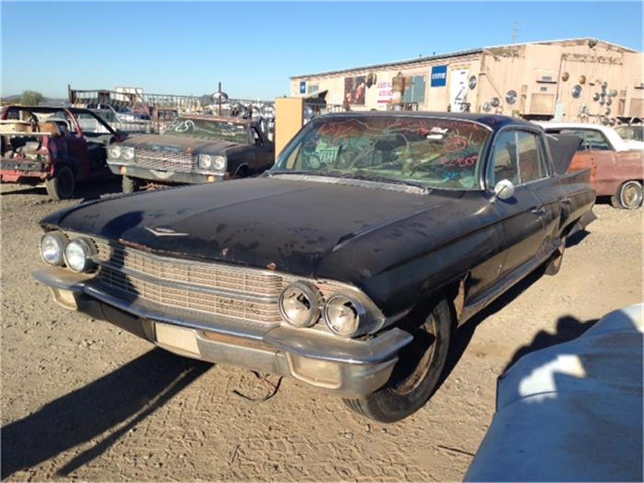 1962 Cadillac Fleetwood (CC-492239) for sale in Phoenix, Arizona