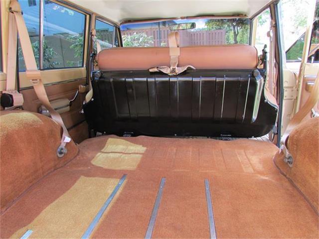 1977 Jeep Wagoneer (CC-496923) for sale in San Salvador, San Salvador