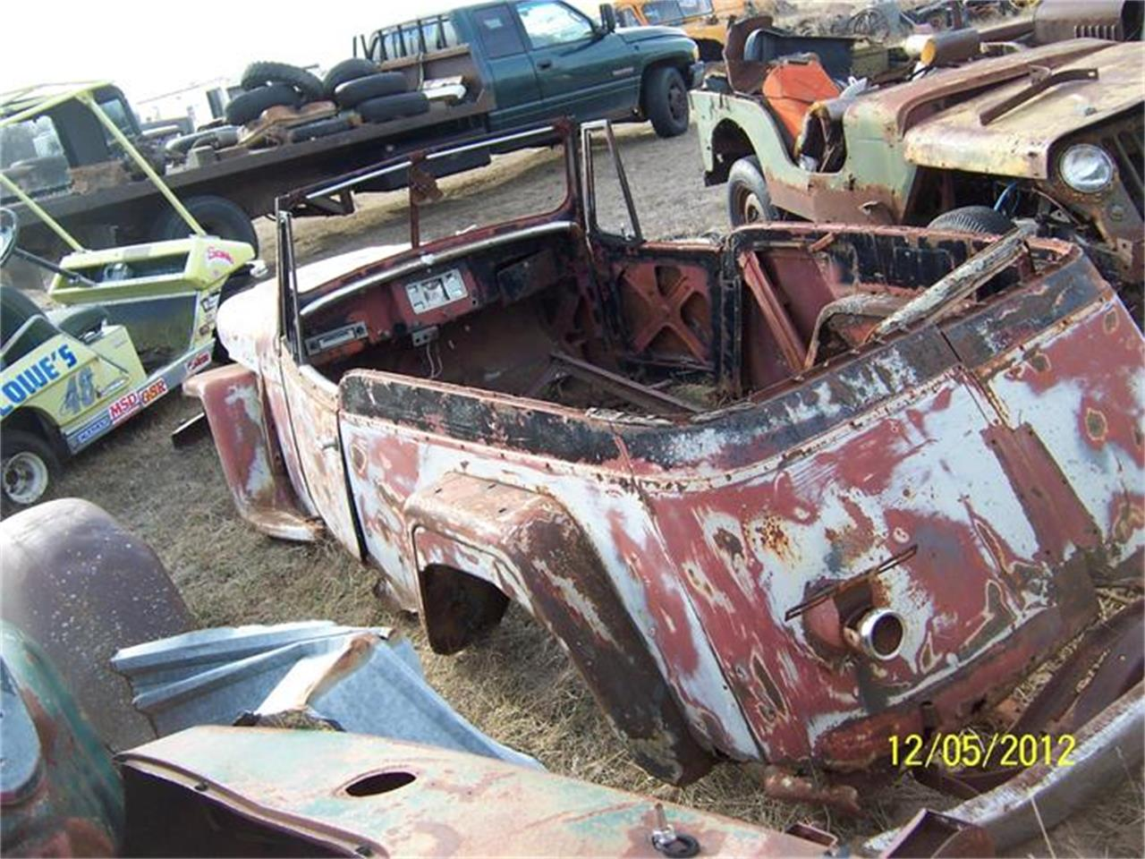 1949 Willys Jeepster (CC-499159) for sale in Parkers Prairie, Minnesota