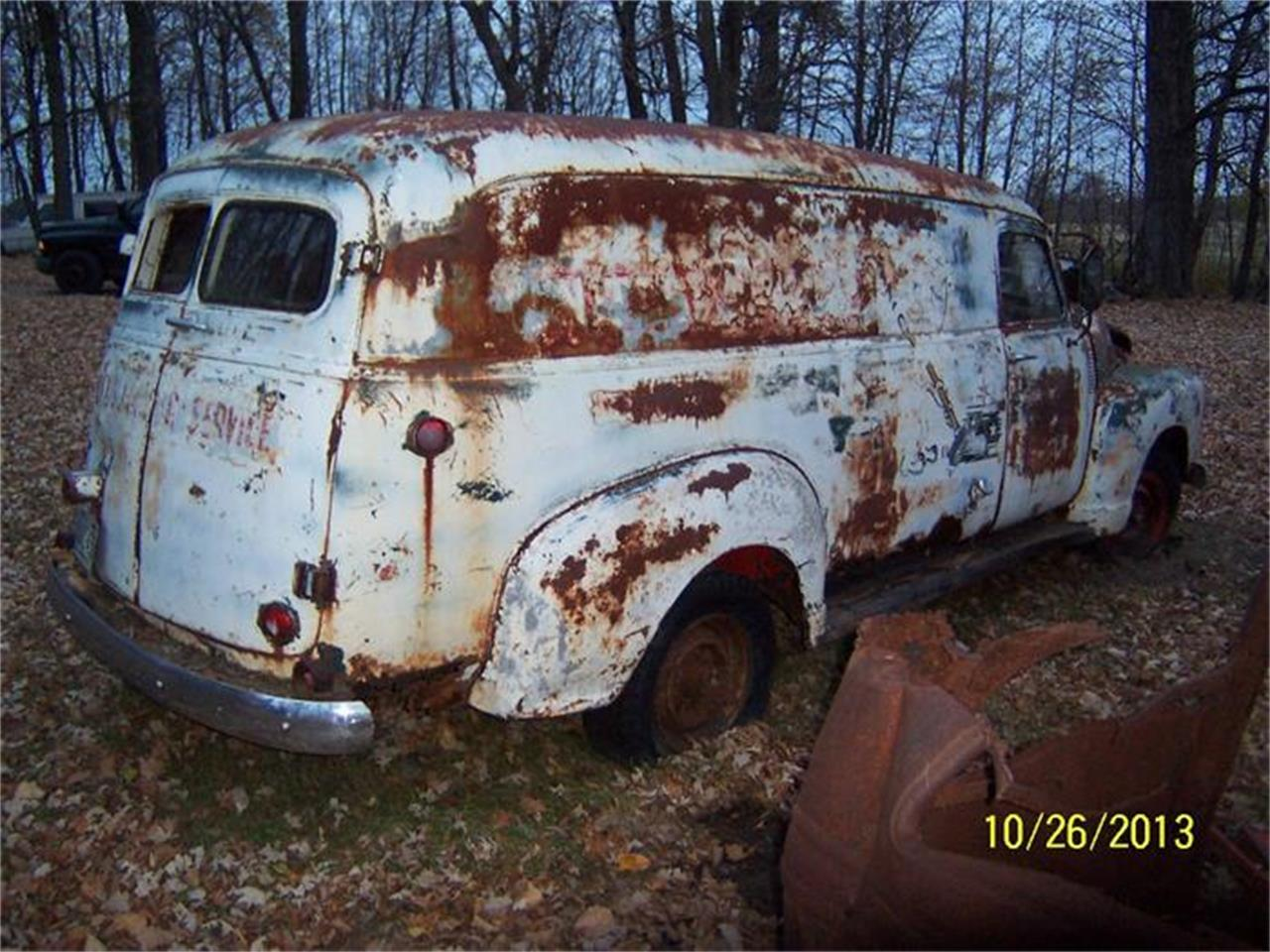 1948 Chevrolet Panel Truck (CC-501332) for sale in Parkers Prairie, Minnesota