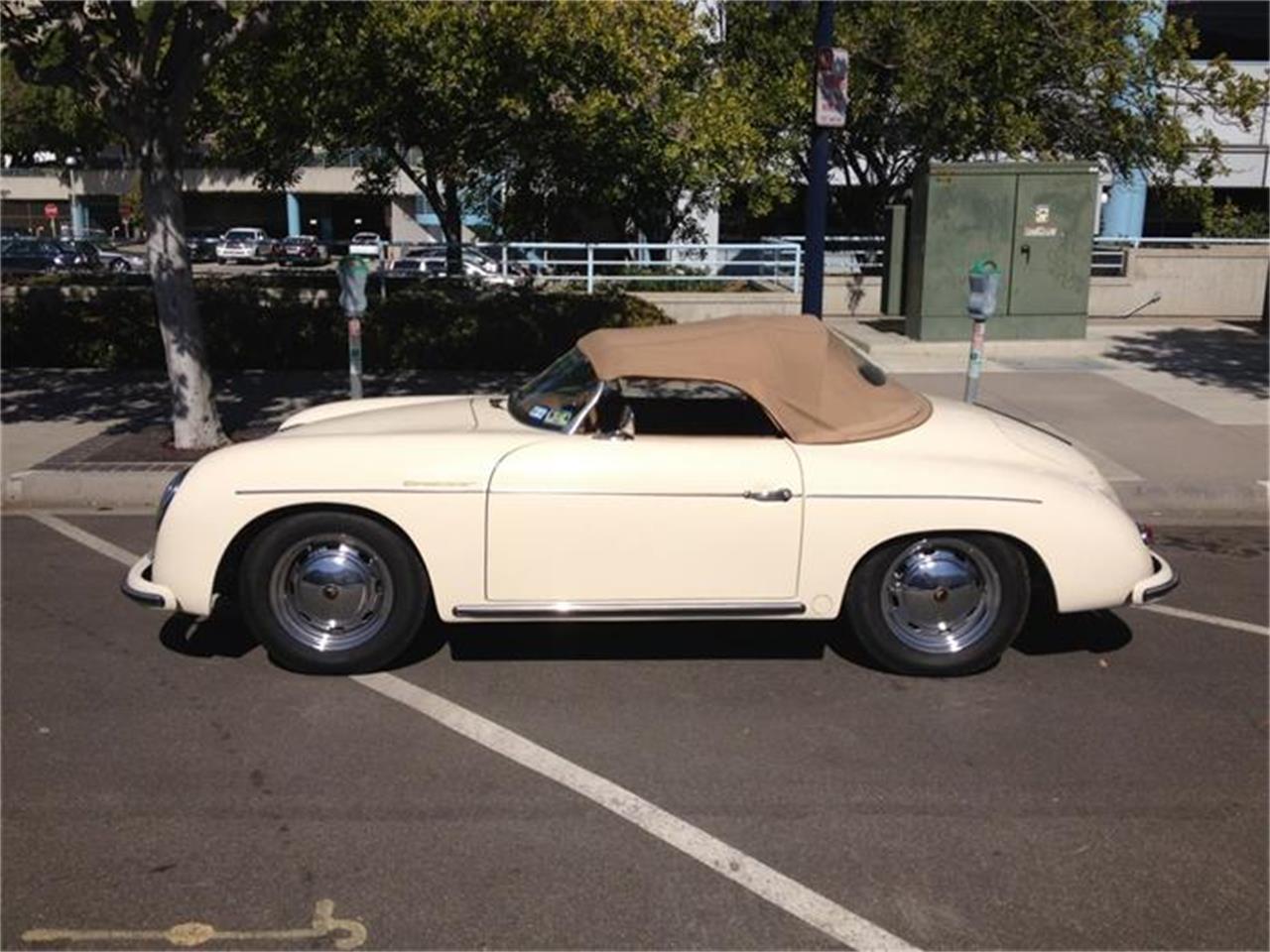 1957 Porsche Speedster (CC-504577) for sale in San Diego, California