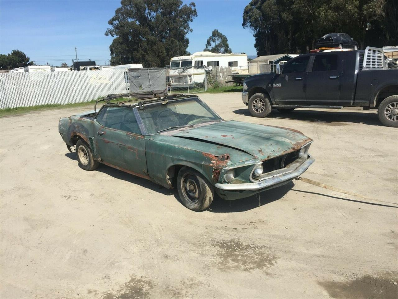 1969 Ford Mustang (CC-508447) for sale in Marina, California