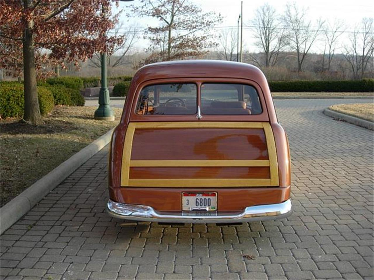 1950 Ford Wagon (CC-509488) for sale in Newark, Ohio
