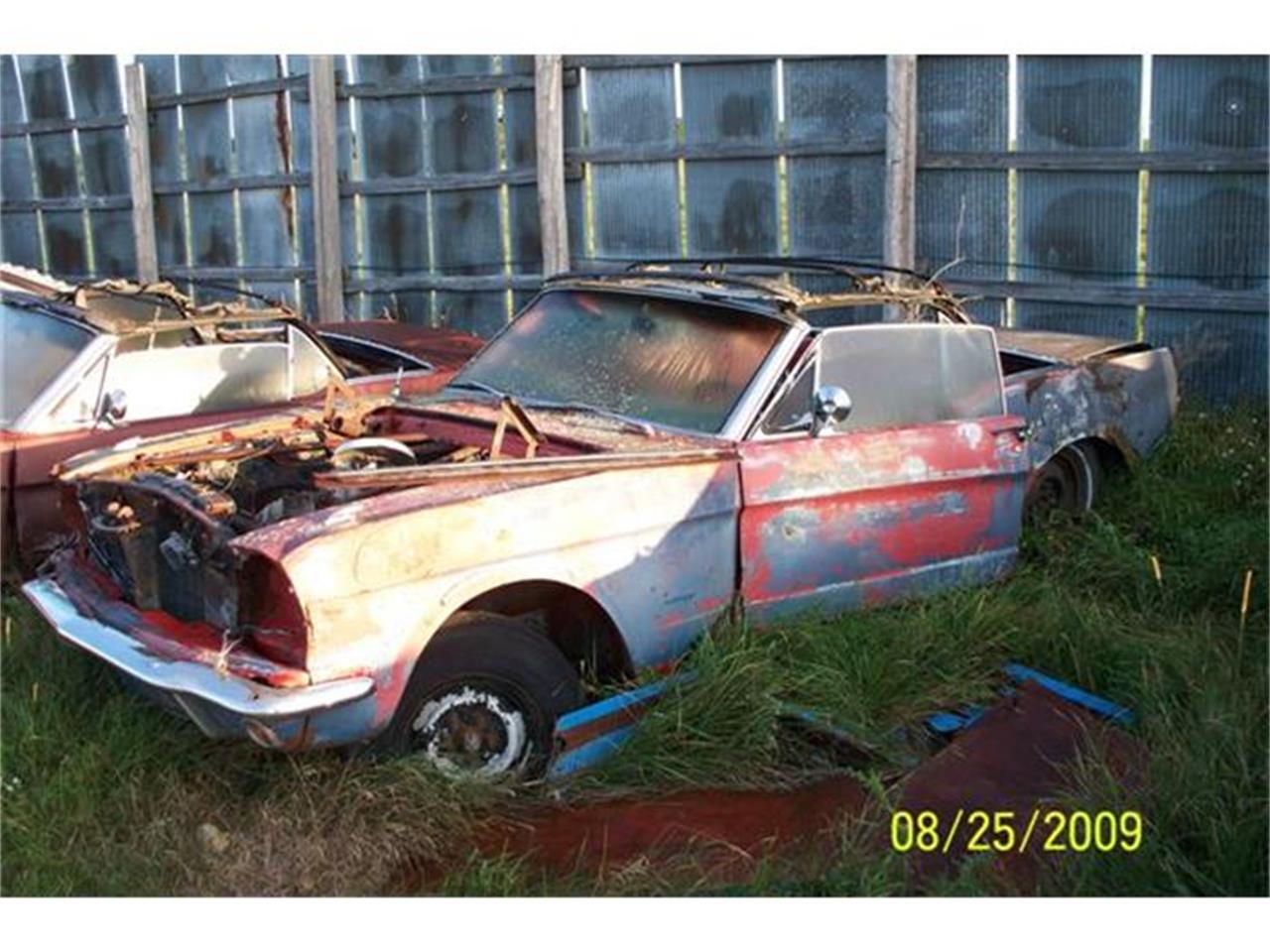 1966 Ford Mustang (CC-511248) for sale in Parkers Prairie, Minnesota