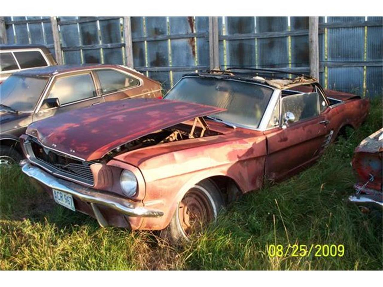 1966 Ford Mustang (CC-511250) for sale in Parkers Prairie, Minnesota