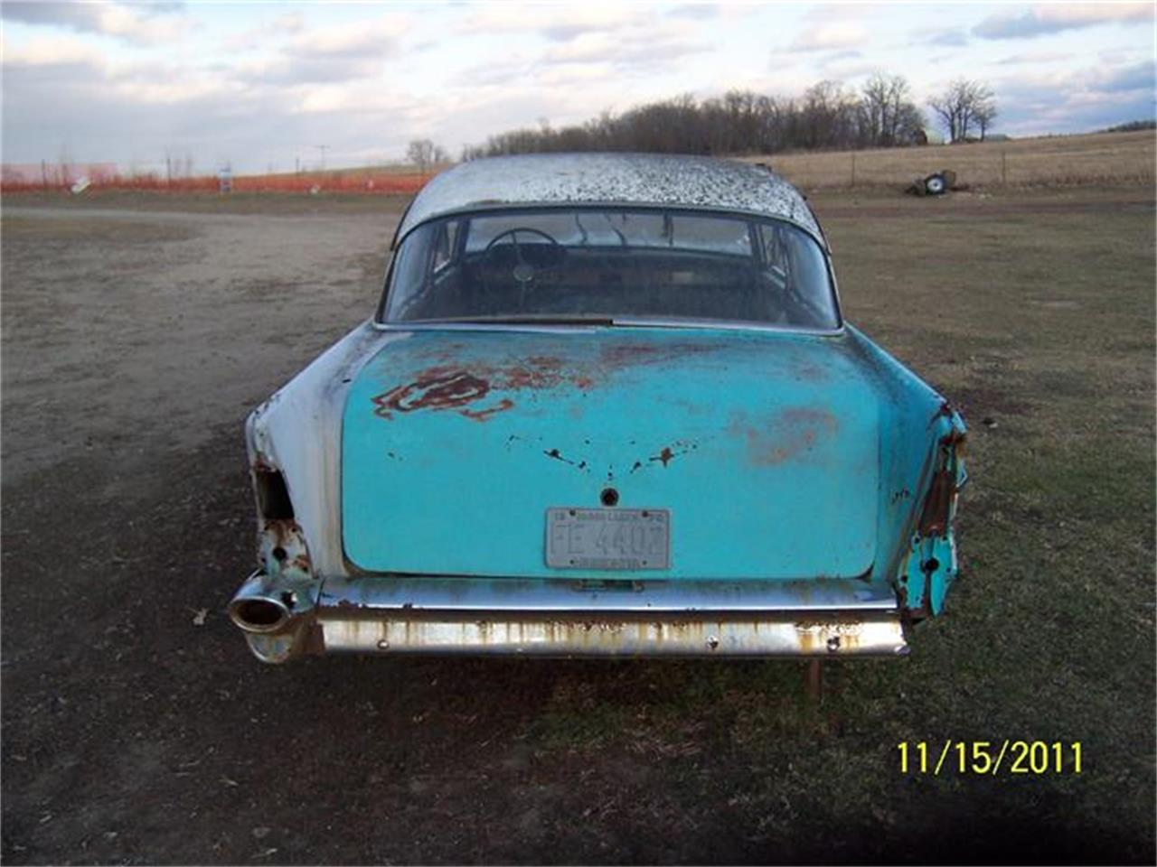 1957 Chevrolet 2-Dr Sedan (CC-511251) for sale in Parkers Prairie, Minnesota