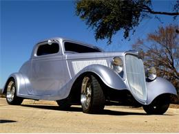 1934 Ford 3-Window Coupe (CC-510029) for sale in Arlington, Texas