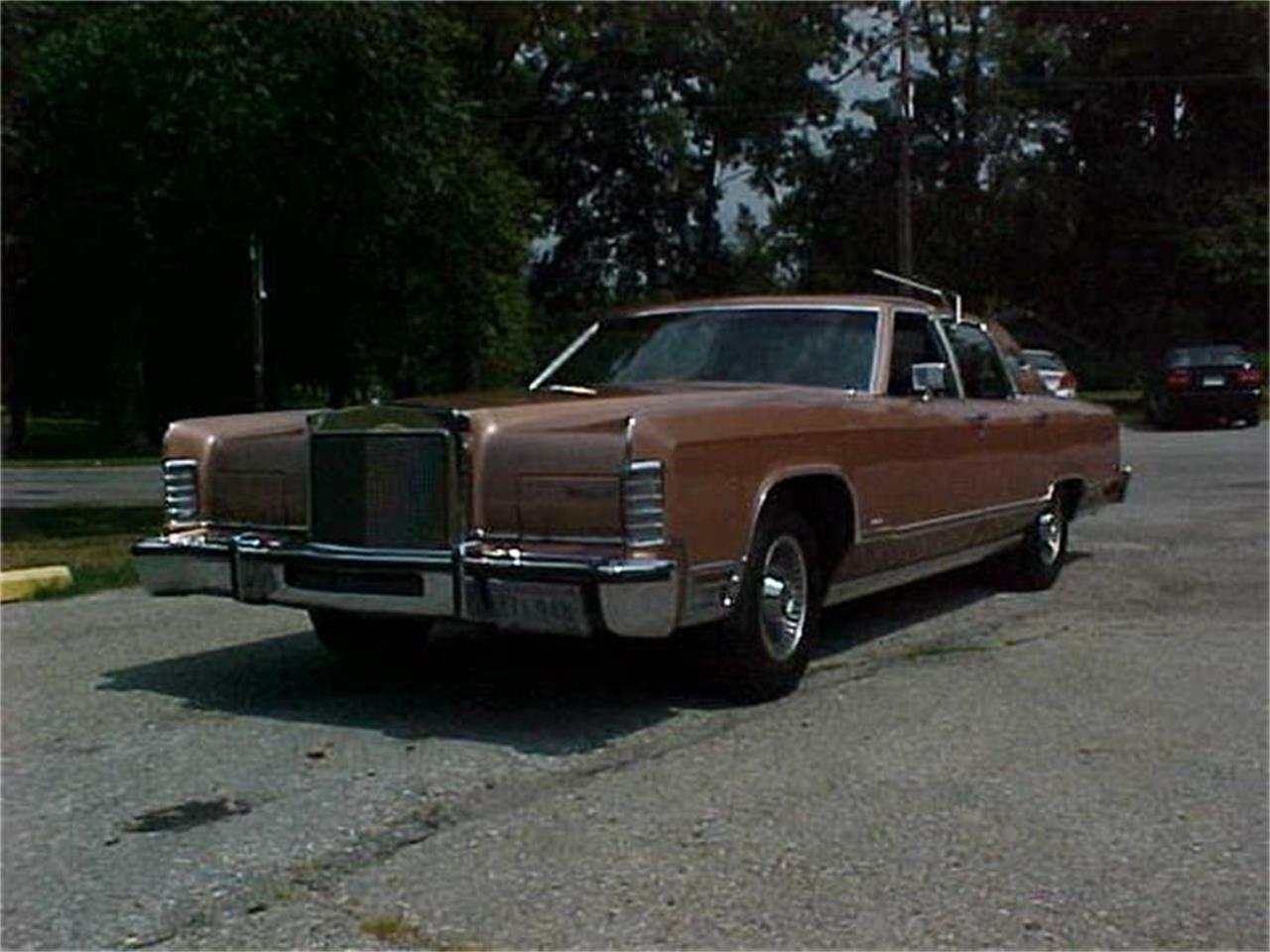 1979 Lincoln Town Car (CC-516503) for sale in Marion, Indiana