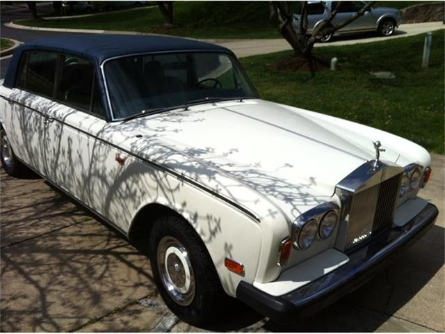 1974 Rolls-Royce Silver Shadow II (CC-519708) for sale in N. Bethesda, District Of Columbia