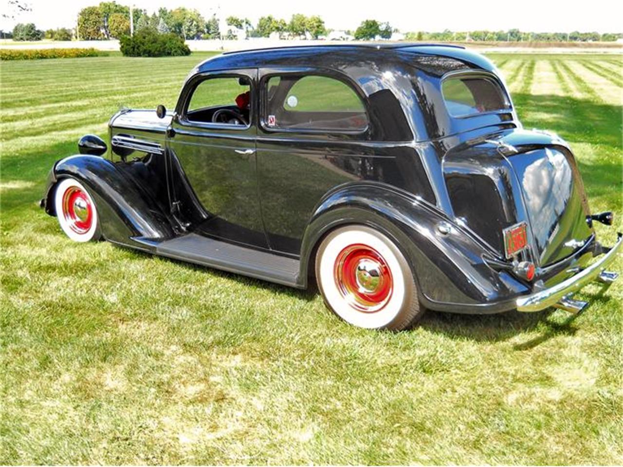 1936 Plymouth P2 (CC-521885) for sale in Erie, Michigan