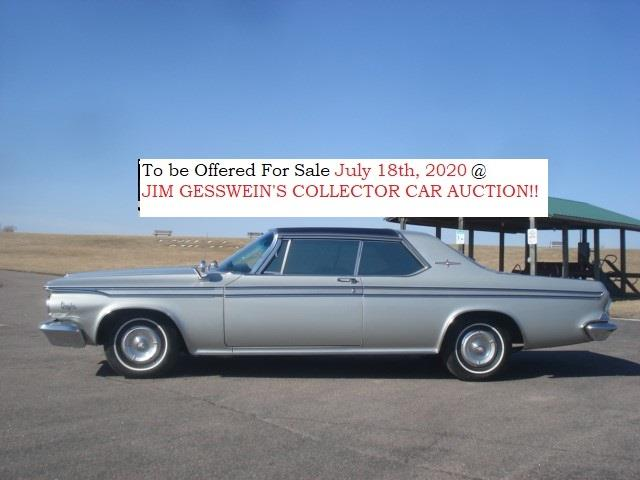 1964 Chrysler 300 (CC-532744) for sale in Milbank, South Dakota