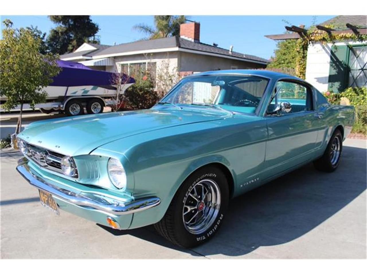 1966 Ford Mustang (CC-533178) for sale in West Covina, California
