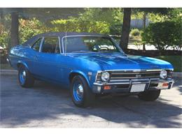 1969 Chevrolet Nova (CC-530856) for sale in Mississauga, Ontario