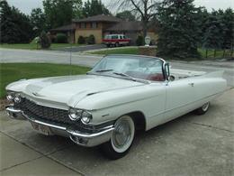 1960 Cadillac DeVille (CC-553638) for sale in Mokena, Illinois