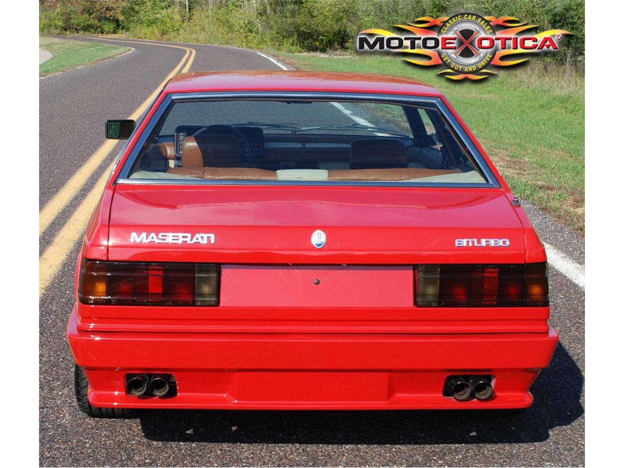 1985 Maserati Biturbo for Sale | ClassicCars.com | CC-553887