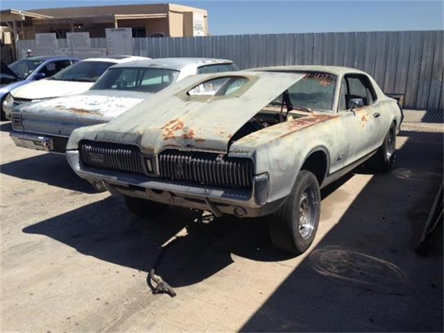 1967 Mercury Cougar (CC-553969) for sale in Phoenix, Arizona