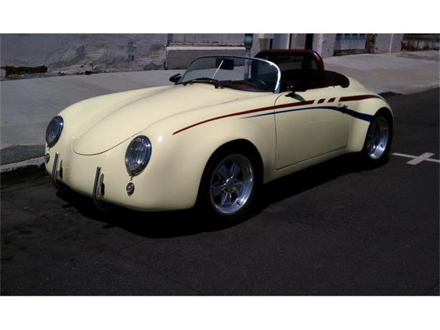 1957 Porsche Speedster (CC-553971) for sale in San Diego, California