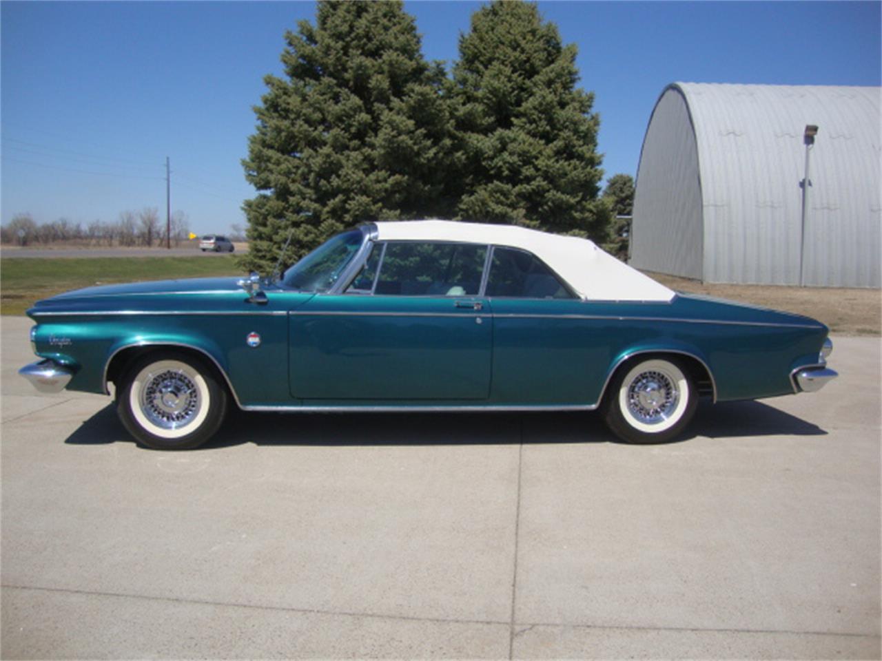 1963 Chrysler 300 (CC-557962) for sale in Milbank, South Dakota