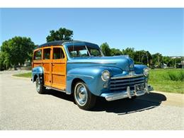 1947 Ford Woody Wagon (CC-564249) for sale in Omaha, Nebraska