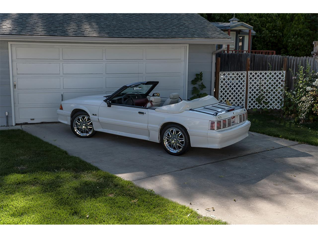 1990 Ford Mustang GT (CC-565413) for sale in boise, Idaho