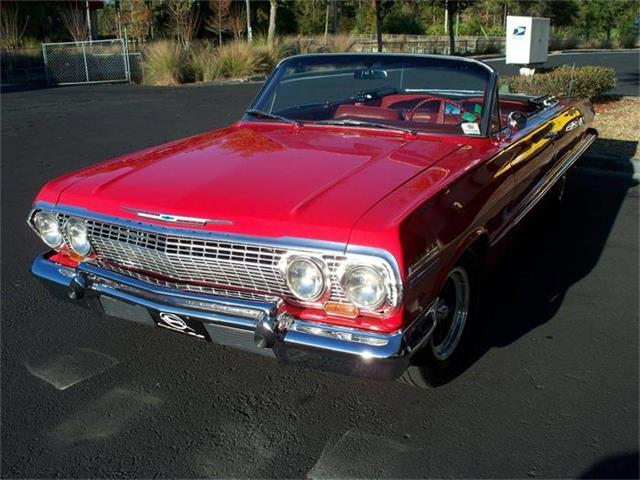 1963 Chevrolet Impala SS (CC-566948) for sale in Ponte Vedra Beach, Florida
