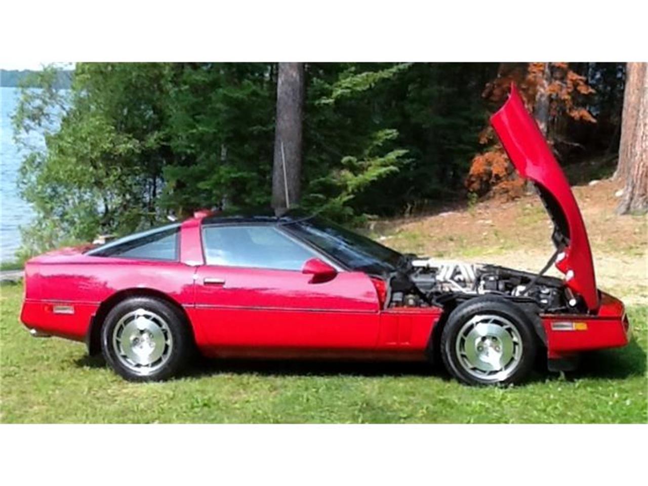 1986 Chevrolet Corvette (CC-567430) for sale in Prior Lake, Minnesota