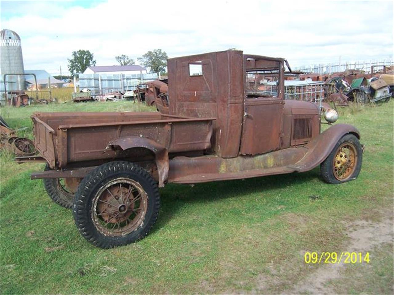 1928 Ford 1-1/2 Ton Pickup (CC-586896) for sale in Parkers Prairie, Minnesota