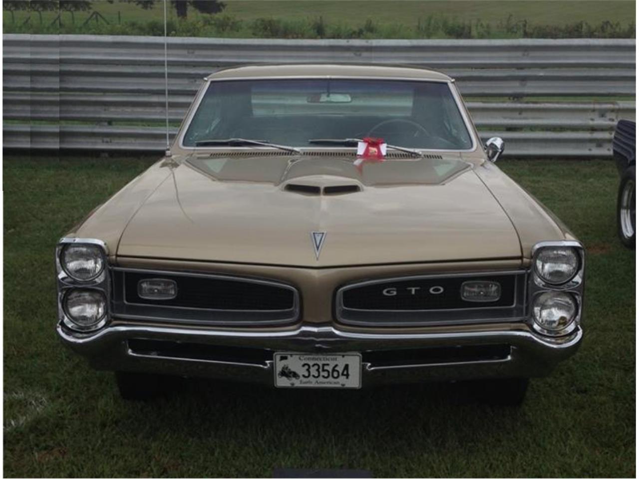 1966 Pontiac GTO (CC-588995) for sale in Harwinton, Connecticut