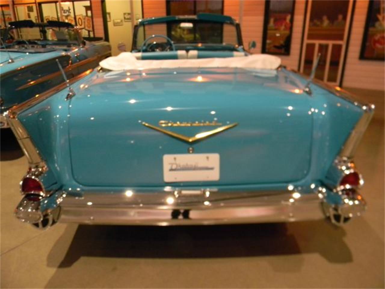 1957 Chevrolet Bel Air (CC-589745) for sale in West Okoboji, Iowa