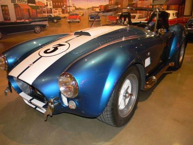 1966 Shelby Cobra (CC-589758) for sale in West Okoboji, Iowa