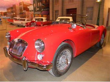 1960 MG MGA (CC-589798) for sale in West Okoboji, Iowa