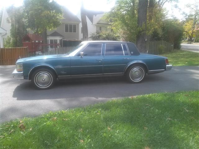 1977 Cadillac Seville (CC-591369) for sale in Falls Church, Virginia