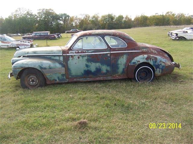 1940 Oldsmobile 98 (CC-590183) for sale in Parkers Prairie, Minnesota